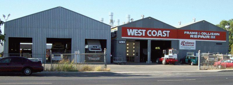 West Coast Frame & Collision Repair, Inc.